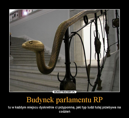 Budynek parlamentu RP