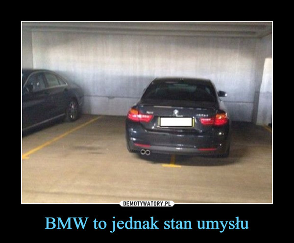 BMW to jednak stan umysłu –
