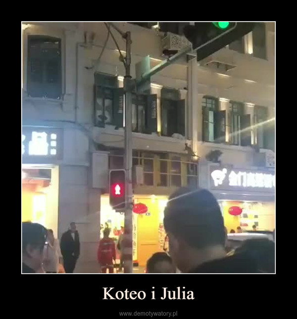 Koteo i Julia –
