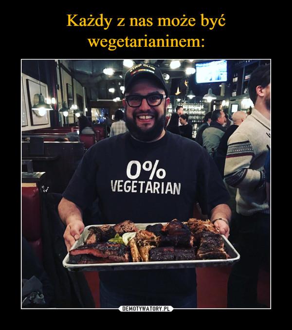 –  0% vegetarian