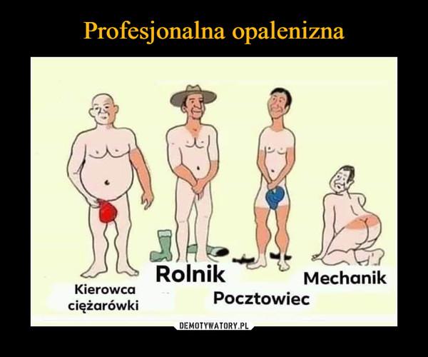 –  Kierowca ciężarówki Rolnik - Mechanik Pocztowiec