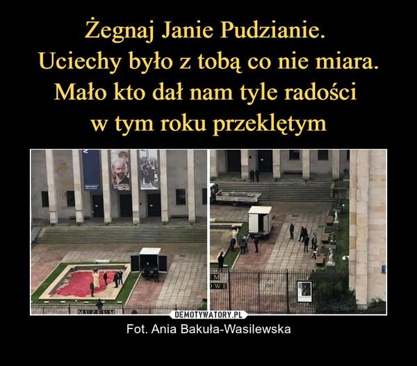 – Fot. Ania Bakuła-Wasilewska