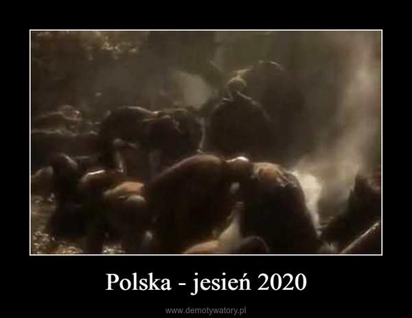 Polska - jesień 2020 –