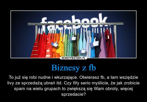 Biznesy z fb