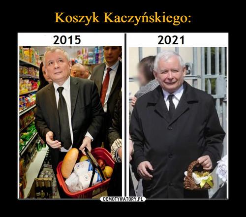 Koszyk Kaczyńskiego: