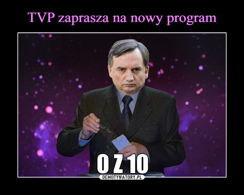 TVP zaprasza na nowy program