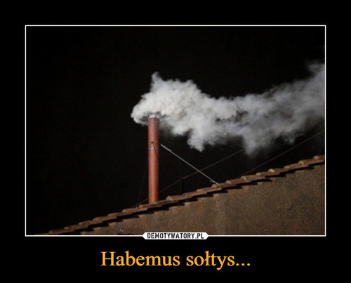 Habemus sołtys...
