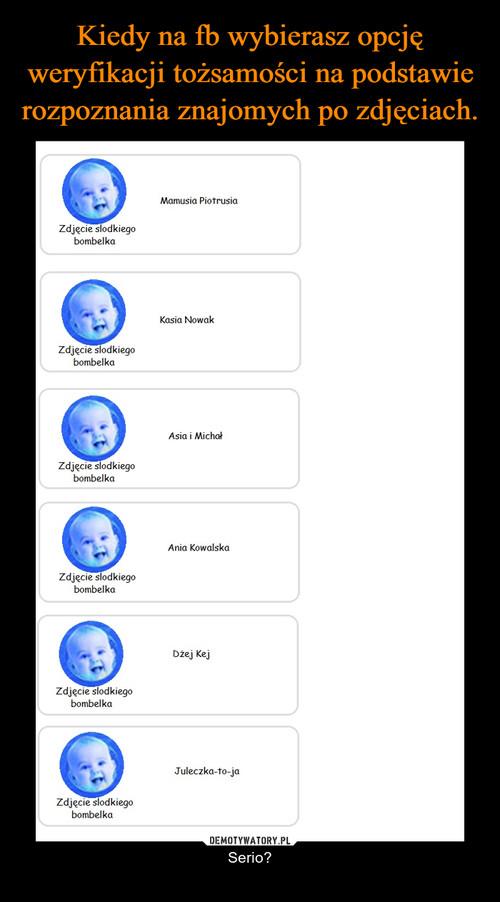 Kiedy na fb wybierasz opcję weryfikacji tożsamości na podstawie rozpoznania znajomych po zdjęciach.