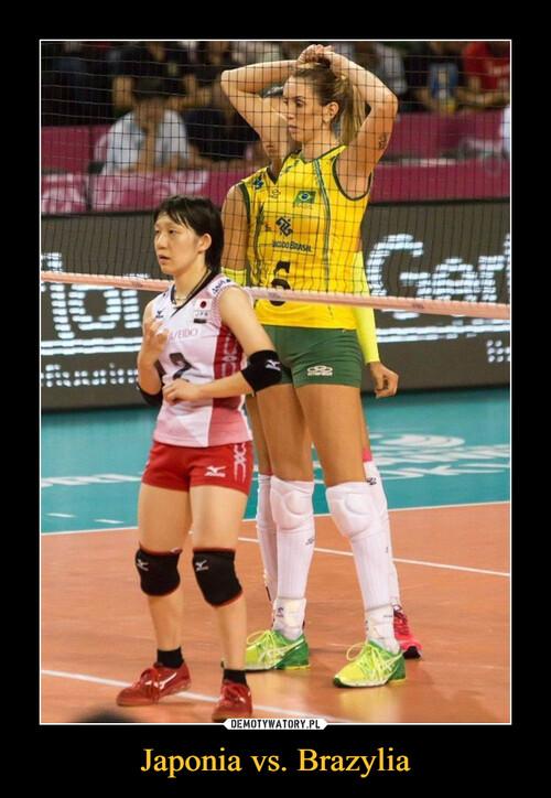 Japonia vs. Brazylia